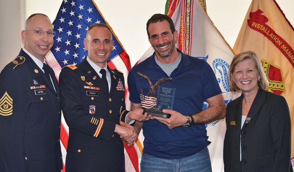 Refuel Agency is Recognized by Fort Meade